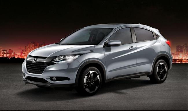 Honda HR-V 2018: Precios, versiones y equipamiento en México
