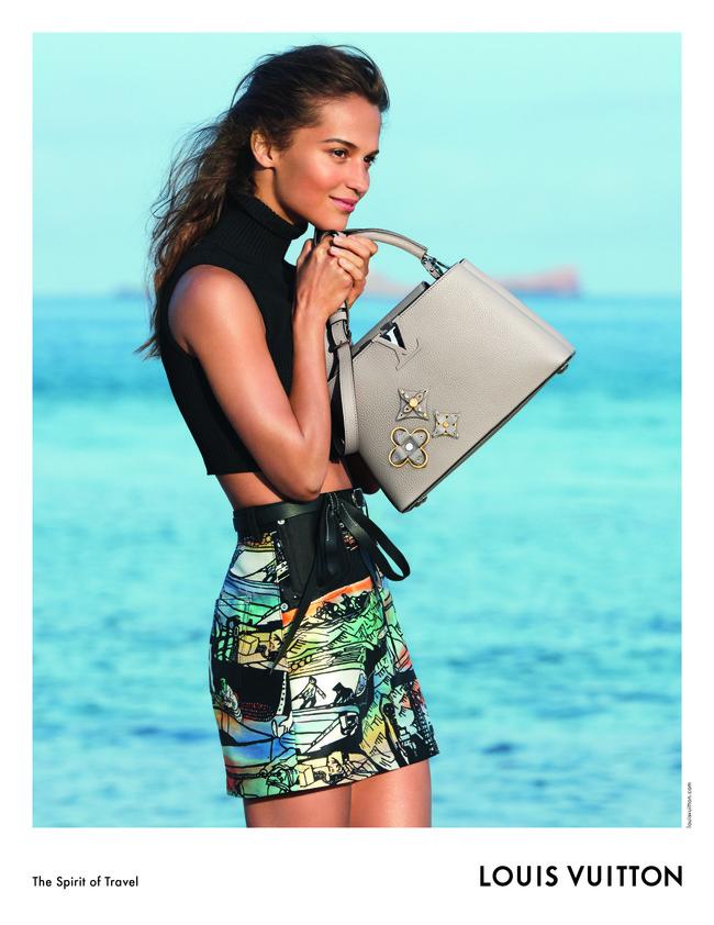 Alicia Vikander Para Louis Vuitton 2
