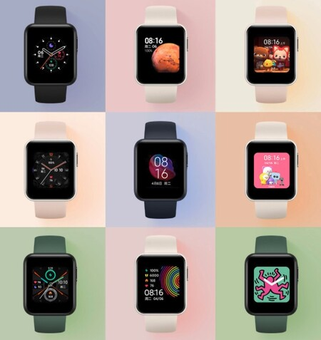 Redmi Watchfaces