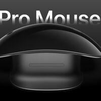 Este concepto sugiere cómo puede ser un Magic Mouse ergonómico