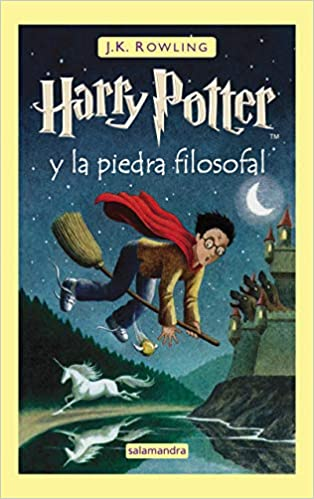 Harry Potter y la piedra filosofal. Vol. 1;Harry Potter (Español) Pasta dura – 1 febrero 2019