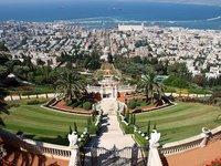 Israel: El Centro Mundial Bahaí, en Haifa