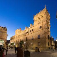 El Palacio de Monterrey de Salamanca, la maravillosa residencia de la Casa de Alba que ya puedes visitar