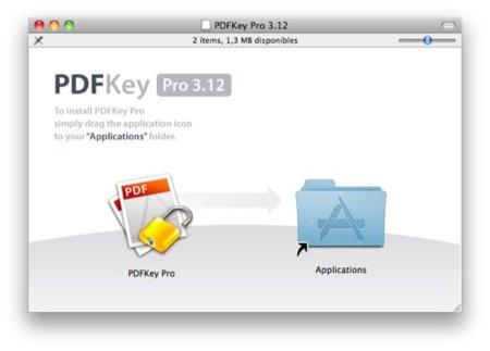 PDFKey, eliminando la contraseña de tus PDF