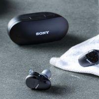 Sony WF-SP800N: los nuevos auriculares con cancelación de ruido y resistencia al agua para deportistas aguantan hasta 18 horas