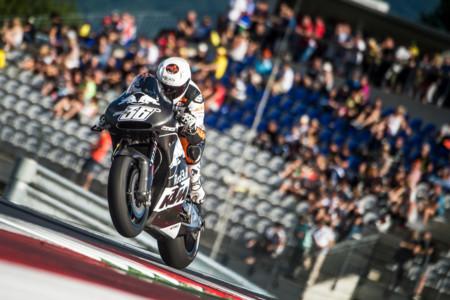 Ktm Mika Kallio Austria Motogp 2016