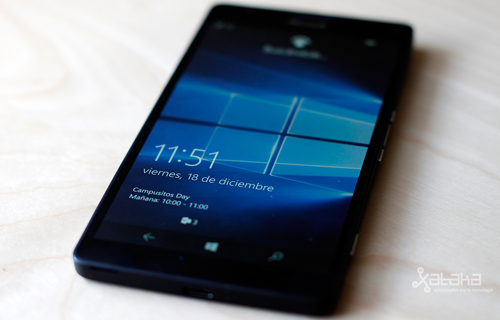 Foto de Lumia 950 XL (12/27)