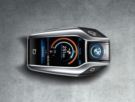 BMW i8 telemando