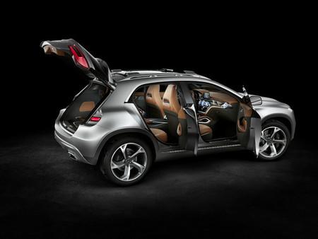 Mercedes Clase GLA Concept