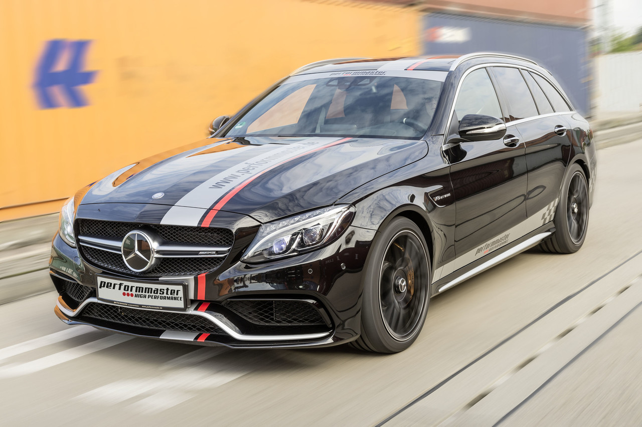 Foto de Mercedes AMG C 63 Performmaster (4/7)