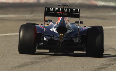 Red Bull no tiene ninguna intención de cambiar de motor