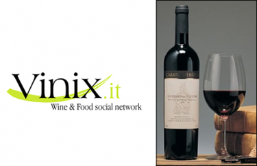 Vinix.it, una red social italiana del vino