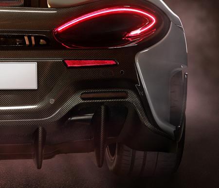 El nuevo modelo de McLaren se presenta en el Goodwood Festival of Speed, y aquí va un aperitivo
