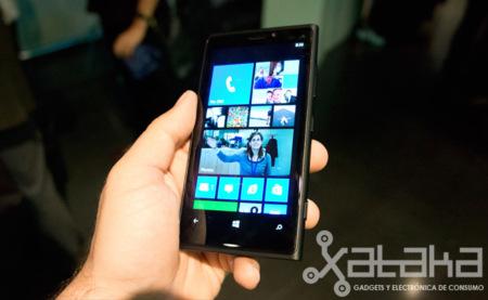 Windows Phone 8 device