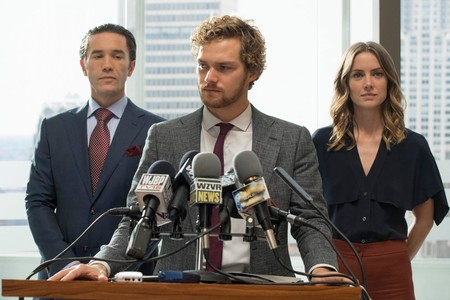 Escena Iron Fist