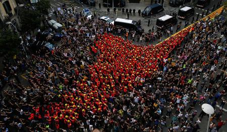 12 vídeos que explican el clima pre-revolucionario que se está viviendo en Cataluña
