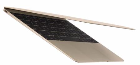 El precio de la delgadez del nuevo MacBook es un rendimiento como el de los MacBook Air en 2011