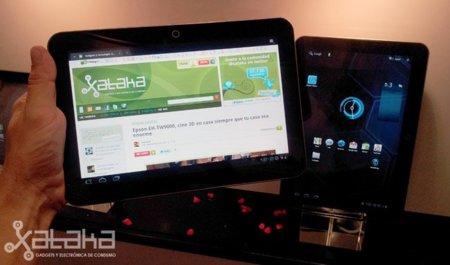 Toshiba AT200, nuevo tablet ultrafino para final de año