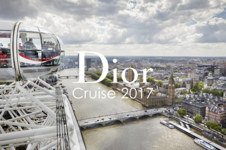 Dior vuelve a desfilar en los salones del palacio de Blenheim 60 años después