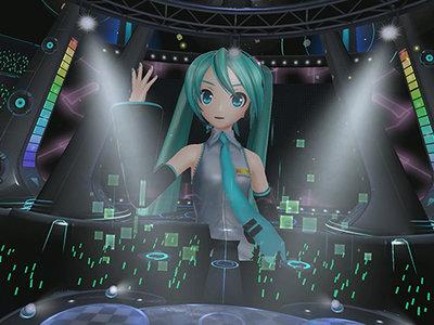 ¡Listos para el concierto! Hatsune Miku: VR Future Live llegará la siguiente semana
