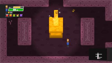 El curioso PONG Quest, el clásico juego de Atari en forma de RPG, saldrá a la venta para PC la semana que viene