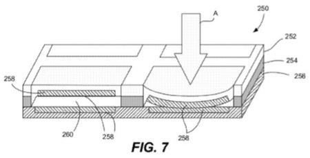 Apple está estudiando un modo de hacer teclados (aún) más delgados