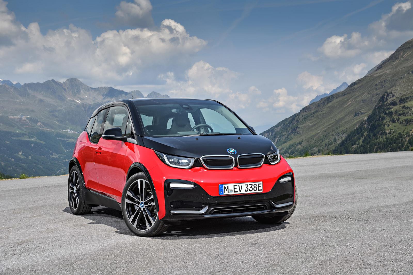 Foto de BMW i3 y i3s 2018 (61/139)