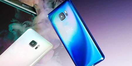 HTC U Ultra: el buque insignia de una nueva línea con cristal de zafiro y doble pantalla