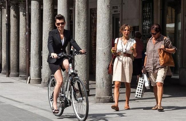 Las bicicletas eléctricas son una moda emergente en Alemania