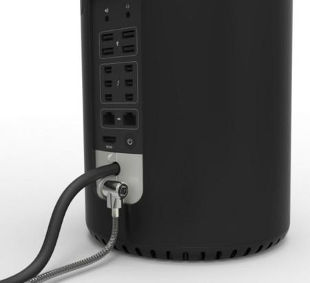 ¿Quieres mantener tu Mac Pro seguro? MacLocks nos trae una solución que además nos recoge los cables