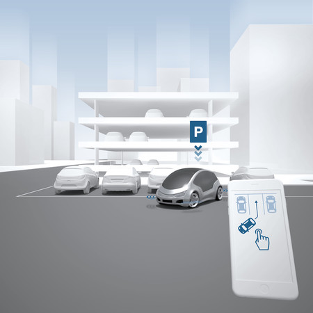 El aparcamiento en las ciudades no será aparcamiento hasta ser inteligente
