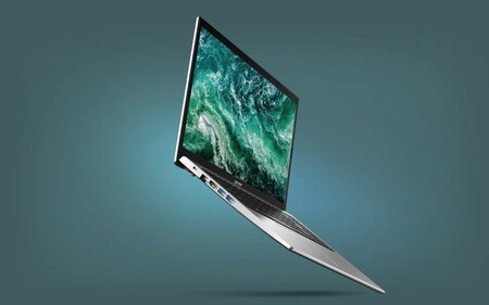 Acer Aspire 3 es un chollo en Amazon, un portátil barato y solvente para ofimática y navegación con SSD de 512GB a 429 euros