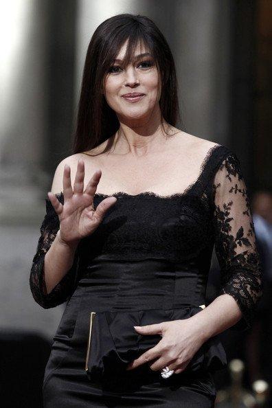 Todas las invitadas a la fiesta del 20 Aniversario de Dolce Gabbana: Monica Bellucci