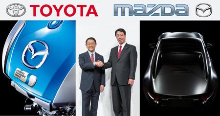 ¡Vuelve el Fun to drive! El acuerdo entre Mazda y Toyota mira a la fabricación conjunta de eléctricos divertidos