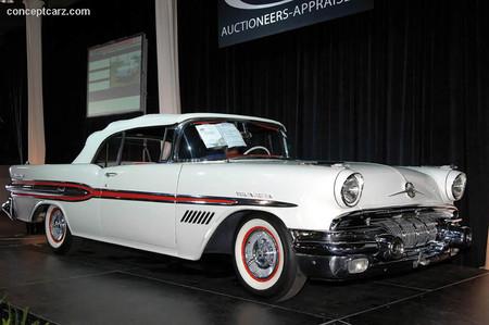 Pontiac Bonneville 1957