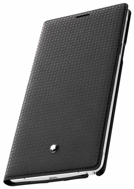 Montblanc y Samsung lanzan unos nuevos accesorios para el Samsung Galaxy Note 4