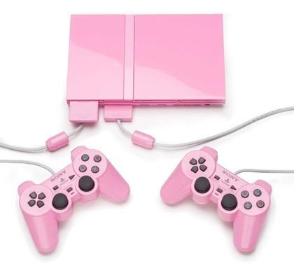 PS2 Pink