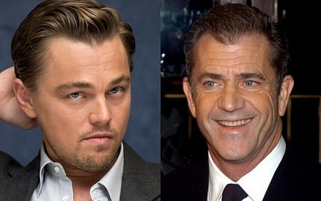 Leonardo DiCaprio en lo nuevo de Mel Gibson, una de vikingos