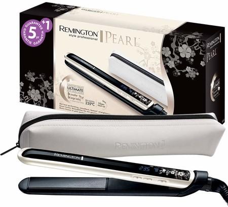 La plancha de pelo Remington S9500 Pearl puede ser nuestra por 34,99 euros gracias a Amazon