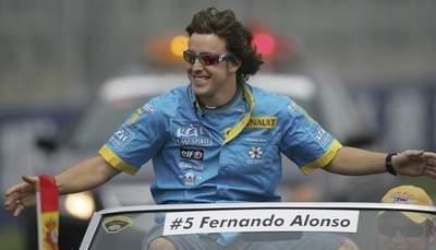 Fernando Alonso: Angel o demonio