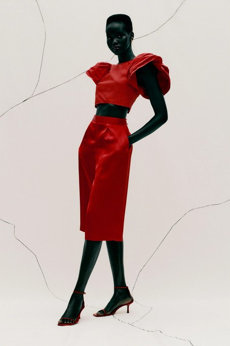 Zara Rojo Pasion Ss 2020 05