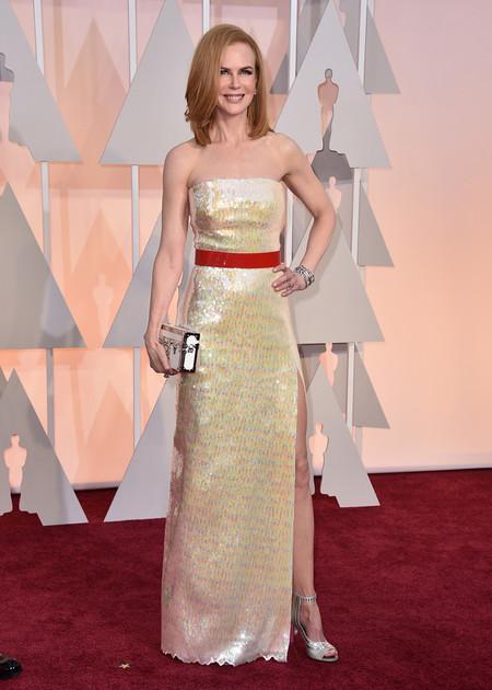 Nicole Kidmann y su Louis Vuitton