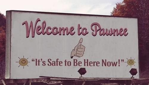 19 razones para mudarse a Pawnee