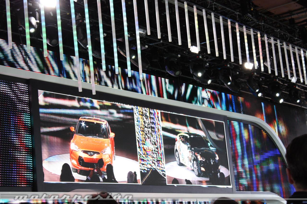 Foto de Hyundai CURB en el Salón de Detroit (6/29)