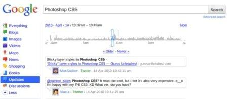 Replay it, búsquedas históricas en Twitter desde Google
