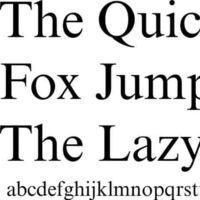 4 tipografías serif serias, elegantes y profesionales para sustituir a Times New Roman en tus proyectos o trabajos
