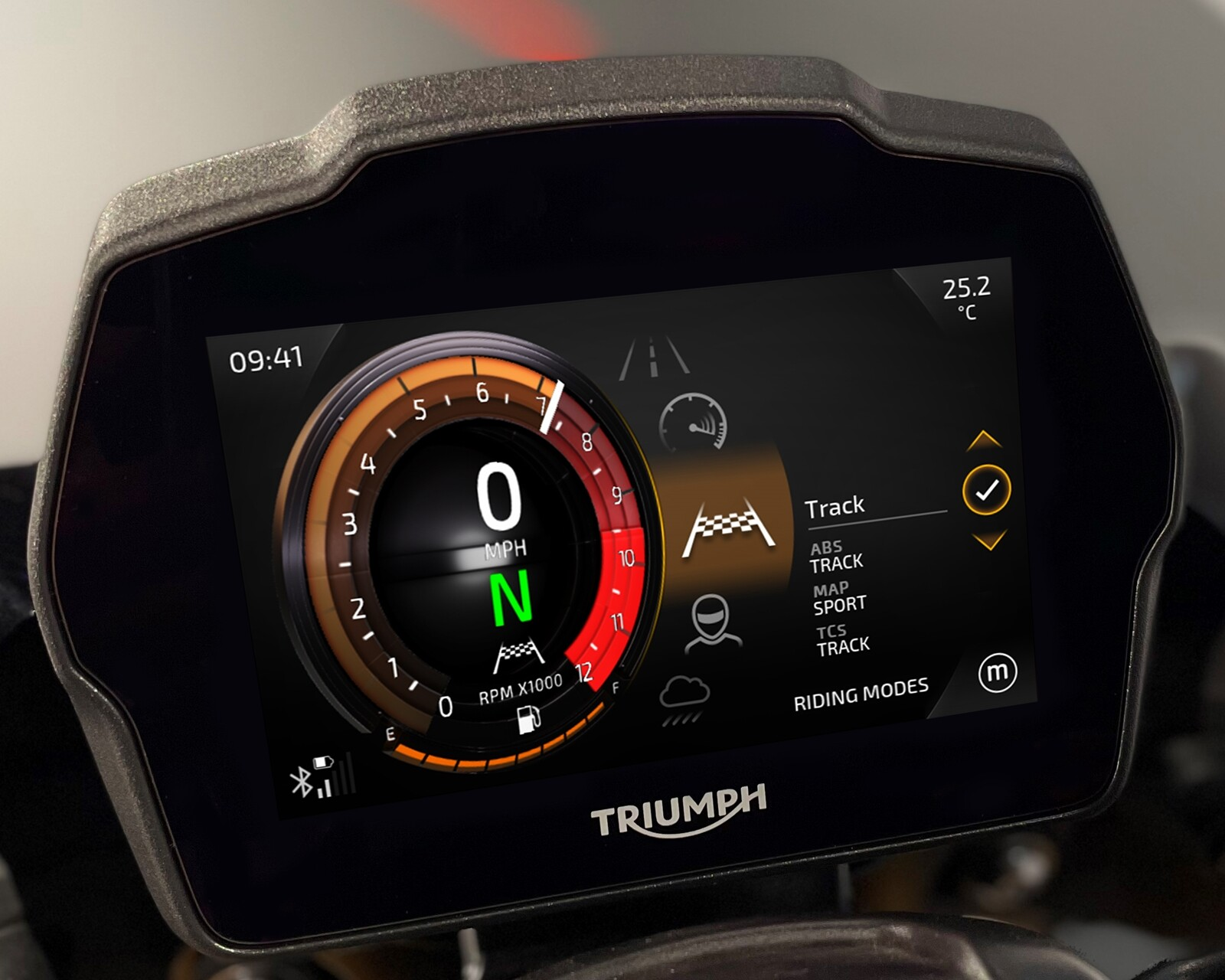 Foto de Triumph Speed Triple 1200 RS 2021 (10/71)