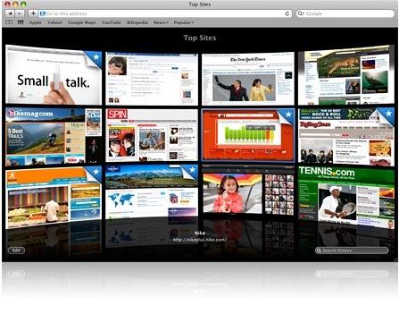 Safari 4 consigue 11 millones de descargas en apenas 3 días