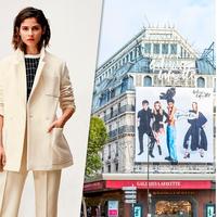 El grupo Galerías Lafayette anuncia la adquisición de La Redoute