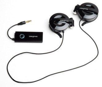 Creative SE2300, auriculares y emisor Bluetooth